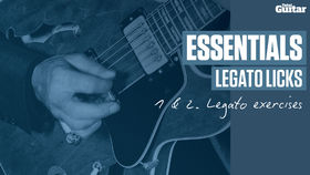 Essentials Lesson: Legato Licks (TG218)
