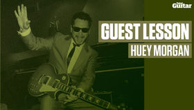 Huey Morgan (Fun Lovin' Criminals) Guest Lesson (TG218)