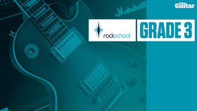 Rockschool Grade Three (TG218)