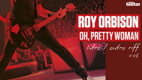 Roy Orbison 'Oh, Pretty Woman' technique focus (TG218)