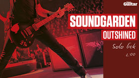 Soundgarden 'Outshined' technique focus (TG218)