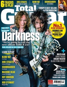 TG218: The Darkness – A guitar mag exclusive