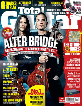 TG221: Alter Bridge – The saviours of heavy rock guitar