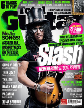 TG223: Slash – Exclusive new album report!