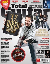 TG235 on sale now: The A-Z of Shred Guitar