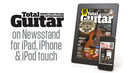 Get selected Total Guitar back issues from just 69p on Apple Newsstand!