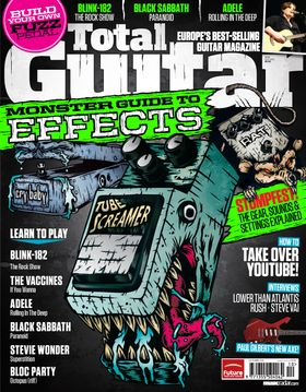 Total Guitar 232 On Sale Now: Everything You Need To Know About Effects