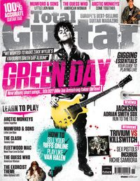 TG233 On Sale Now: Green Day's Billie Joe Armstrong