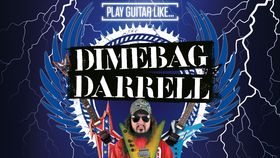 Play Guitar Like Dimebag Darrell app available now!