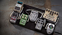 Subscribe to Total Guitar and get a free Diago Commuter pedalboard worth £59!