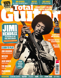 Inside Total Guitar issue 239