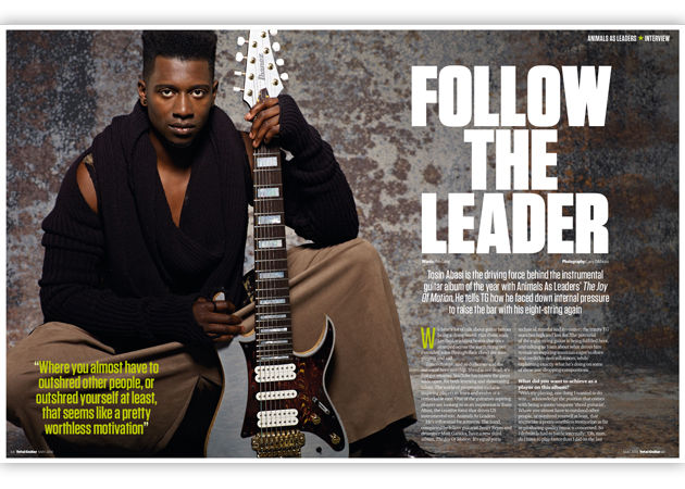 Tosin Abasi on his new album, shred and theory
