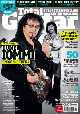 TG210: Tony Iommi – The Eternal Idol