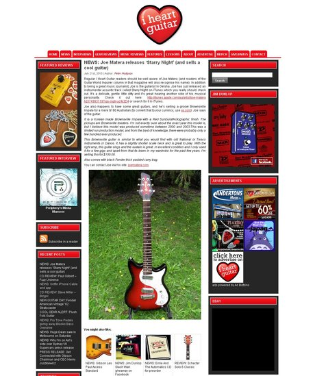 I heart guitar screen grab