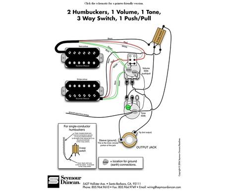 Seymour Duncan Coil Split Wiring Diagram on 2 Humbucker Wiring Diagrams