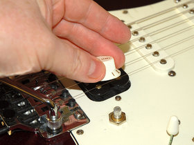 Removing a volume pot from a strat stage four