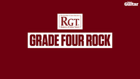 VIDEO: RGT Grade Four Rock - Rhythm playing (TG247)