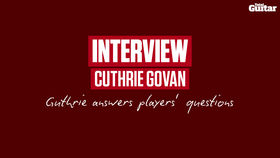 VIDEO: Guthrie Govan - The Players' Player (TG247)