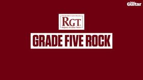VIDEO: RGT Grade Five Rock - Lead playing (TG250)
