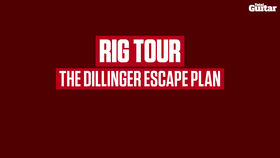 VIDEO: Rig Tour with The Dillinger Escape Plan (TG250)
