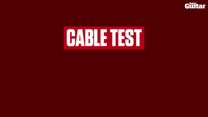 VIDEO: Guitar Cables: The TG Test! (TG252)