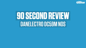 VIDEO: 90 second review: Danelectro DC59M NOS (TG255)
