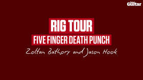 VIDEO: Rig Tour with Five Finger Death Punch (TG255)