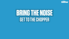 VIDEO: Bring The Noise: Coax crazy sounds from your guitar (Helicopter)