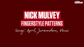 Nick Mulvey plays 'April', 'Juramidam' and 'Venus' (TG256)