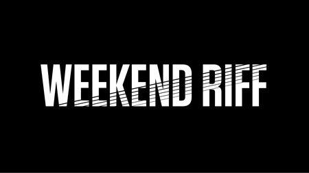 Weekend Riff: Van Halen - Ain't Talkin' 'Bout Love
