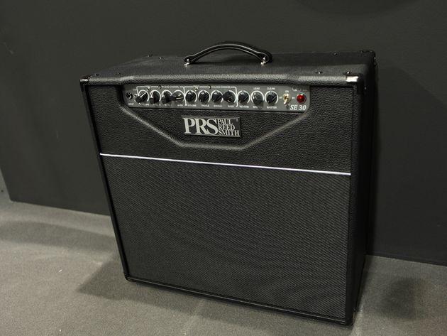 PRS SE amps