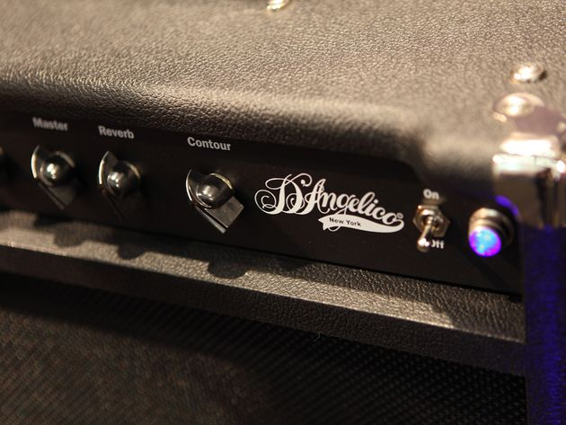 D'Angelico amplifier