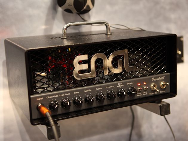 Engl Ironball 20-watt compact head