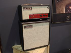 Musikmesse 2013: new and notable amps in pictures