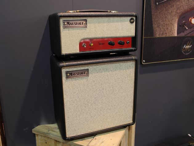 Marshall Offset 1-watt head and cab