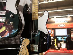 Musikmesse 2013: Fender stand in pictures