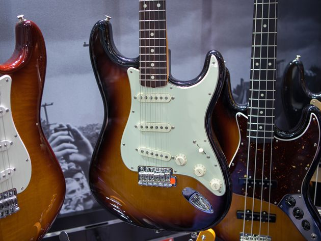 Classic Series '60s Stratocaster