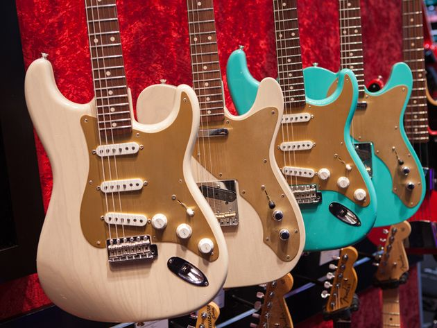 Custom Shop guitars