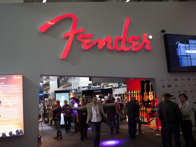The gateway to Fender