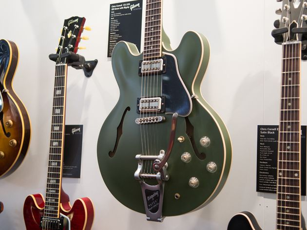 Gibson Custom Chris Cornell ES-335