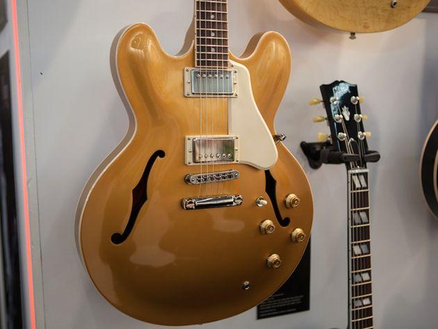Gibson Custom ES-335 Gold
