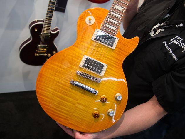 Gibson USA Gary Moore Les Paul