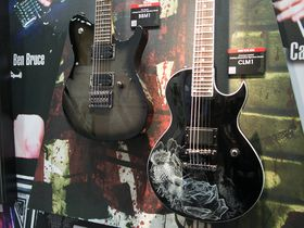 Musikmesse 2013: Ibanez stand highlights in pictures