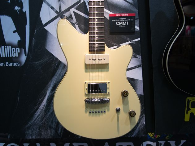 CMM1 Chris Miller You Me At Six signature model