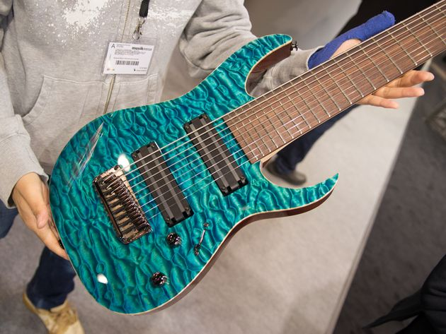 RG9 9-string prototype