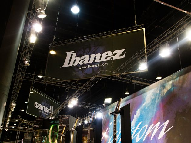 The latest from Ibanez