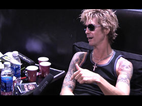 NAMM 09 Exclusive: video interview with Duff McKagan