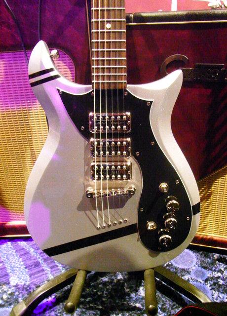 namm 09 the coolest stand award fender stand guitar news musicradar. Black Bedroom Furniture Sets. Home Design Ideas
