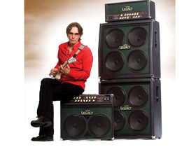 Carvin to debut Steve Vai Legacy II Series amplifiers