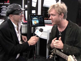 NAMM 2012 VIDEO: Kenny Wayne Shepherd interview
